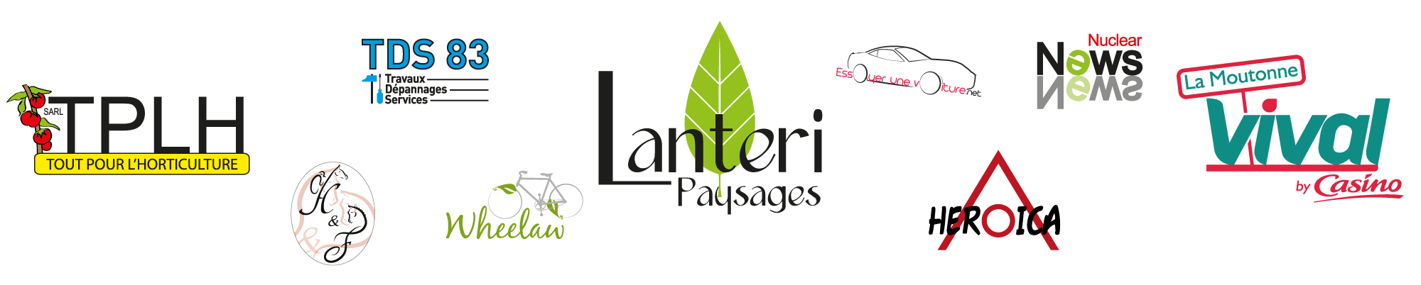 créations de logo (vectorisation et modification)