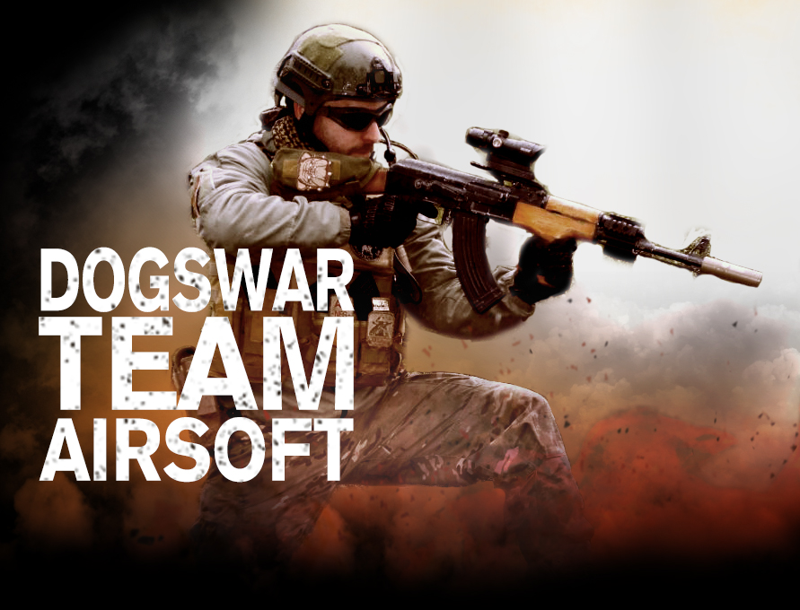 Photomontage pour Dogswar Team Airsoft