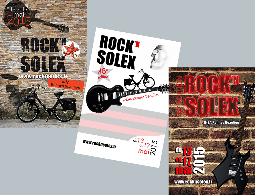 Concours Rock'N Solex