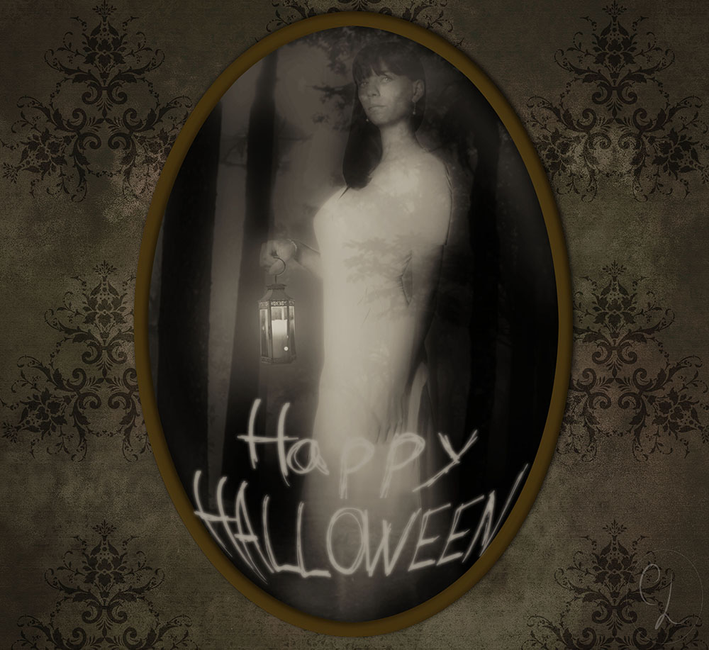 Happy Halloween - Photomontage