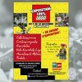 Affiche LEGO - Christelle Le Querrec
